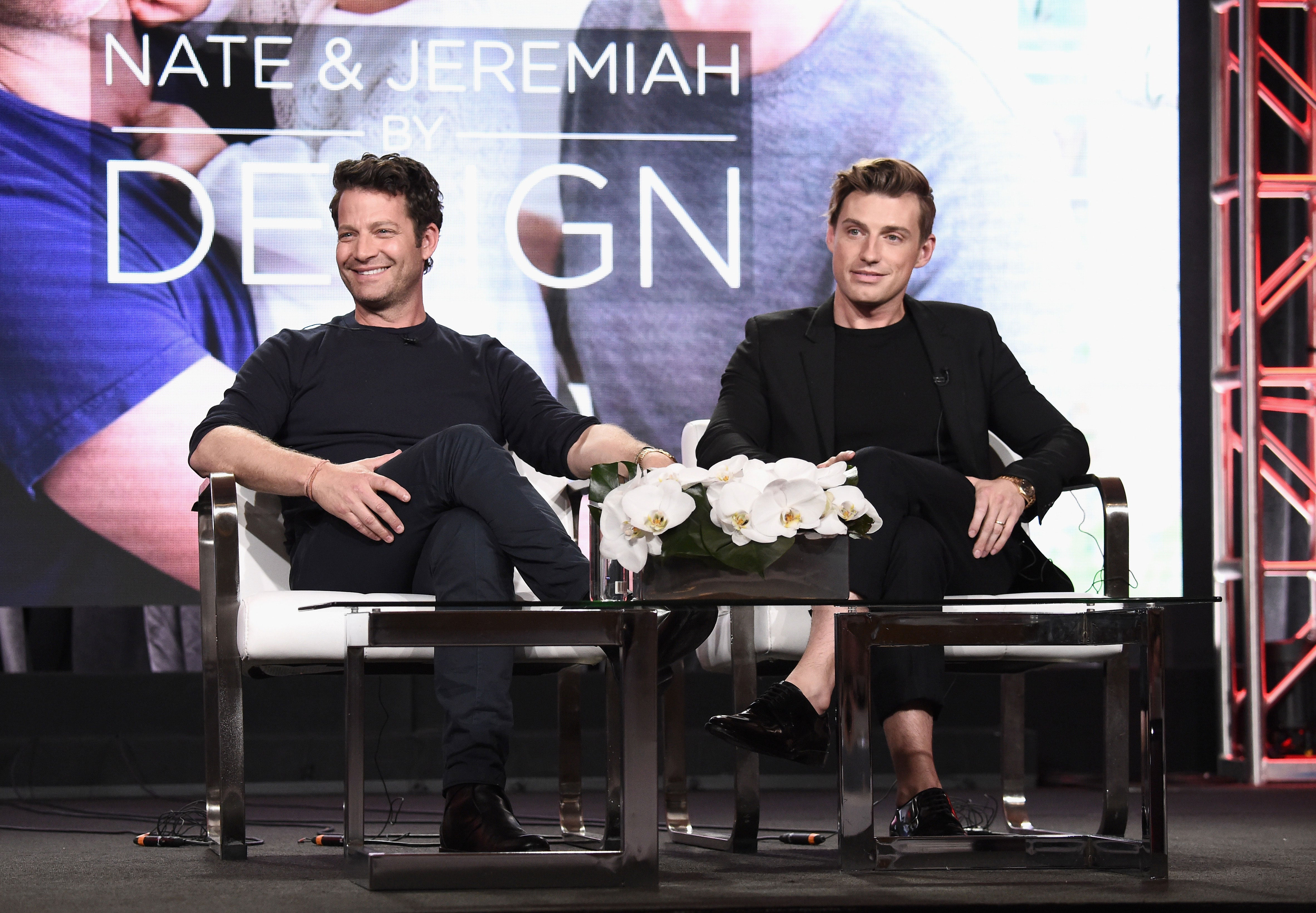Nate Berkus And Jeremiah B Are Expecting Baby No 2 See Their Sweet Announcement Entertainment Tonight