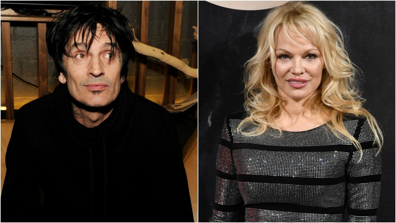 d8f6569b6 Tommy Lee Says Pamela Anderson Has 'Poisoned' Their Sons Against Him    Entertainment Tonight