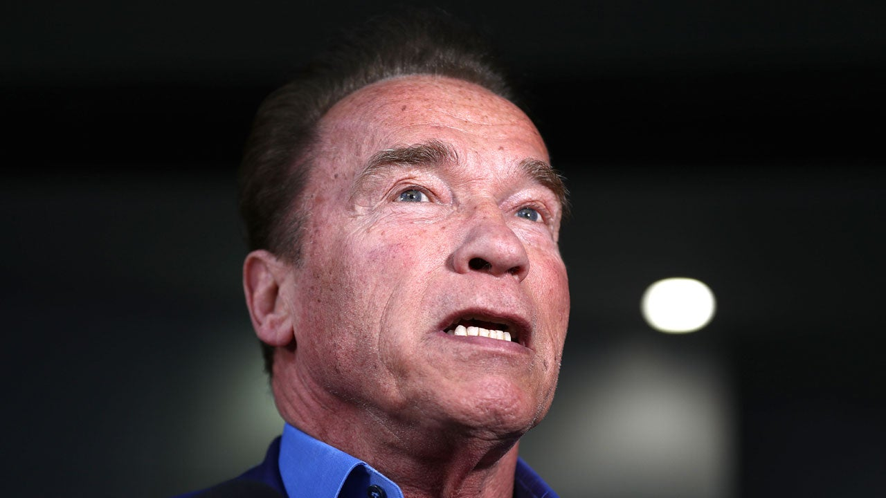 Arnold Schwarzenegger in Stable Condition Following Heart Surgery