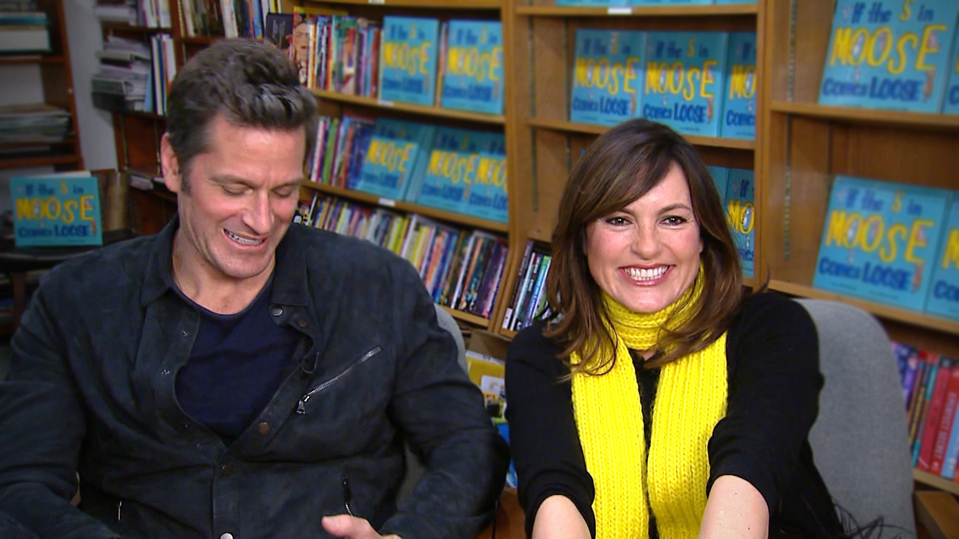 Mariska Hargitay And Peter Hermann Reveal When They Ll Let Their