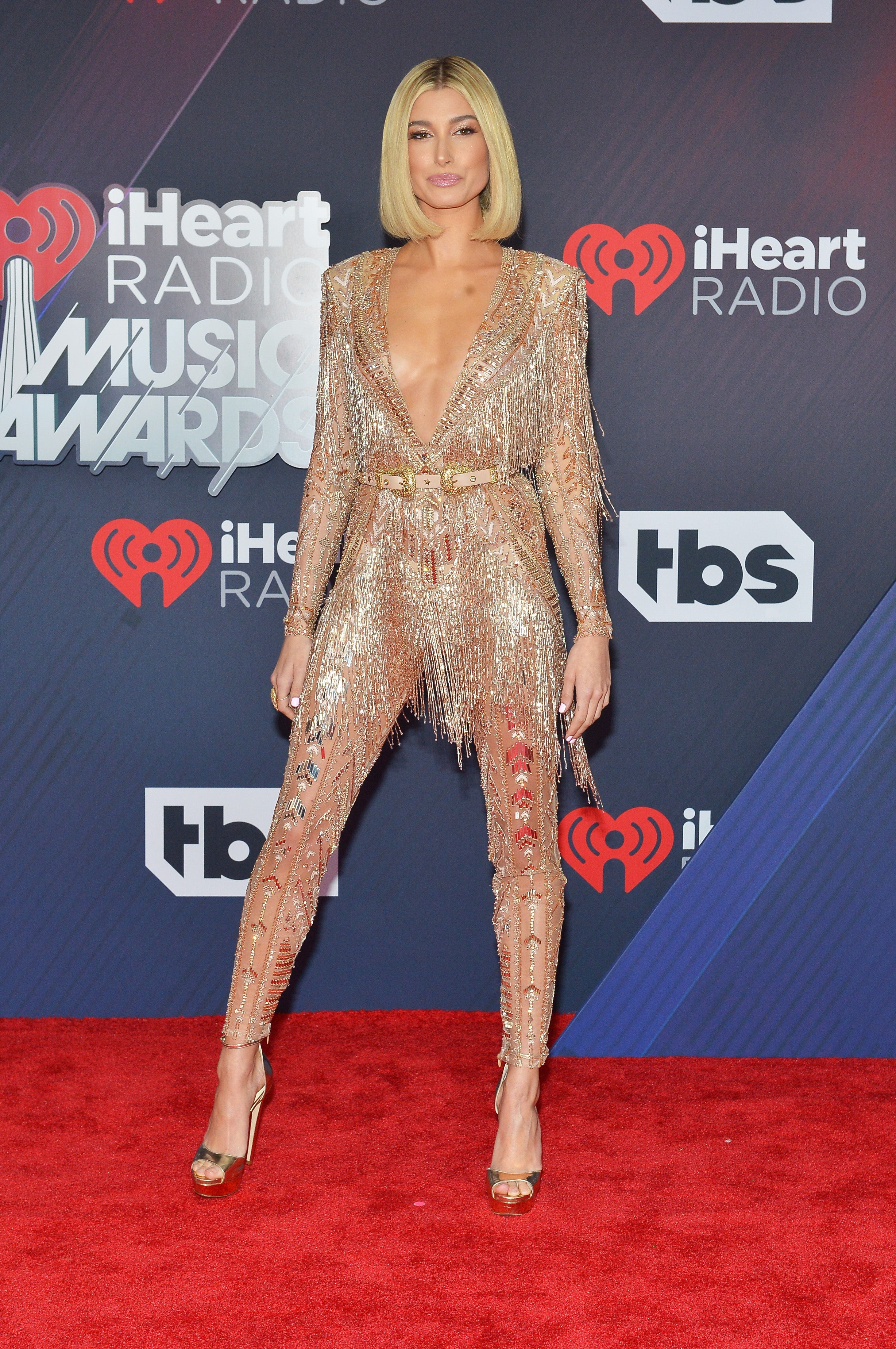 Iheartradio Music Awards 2018 Red Carpet Arrivals