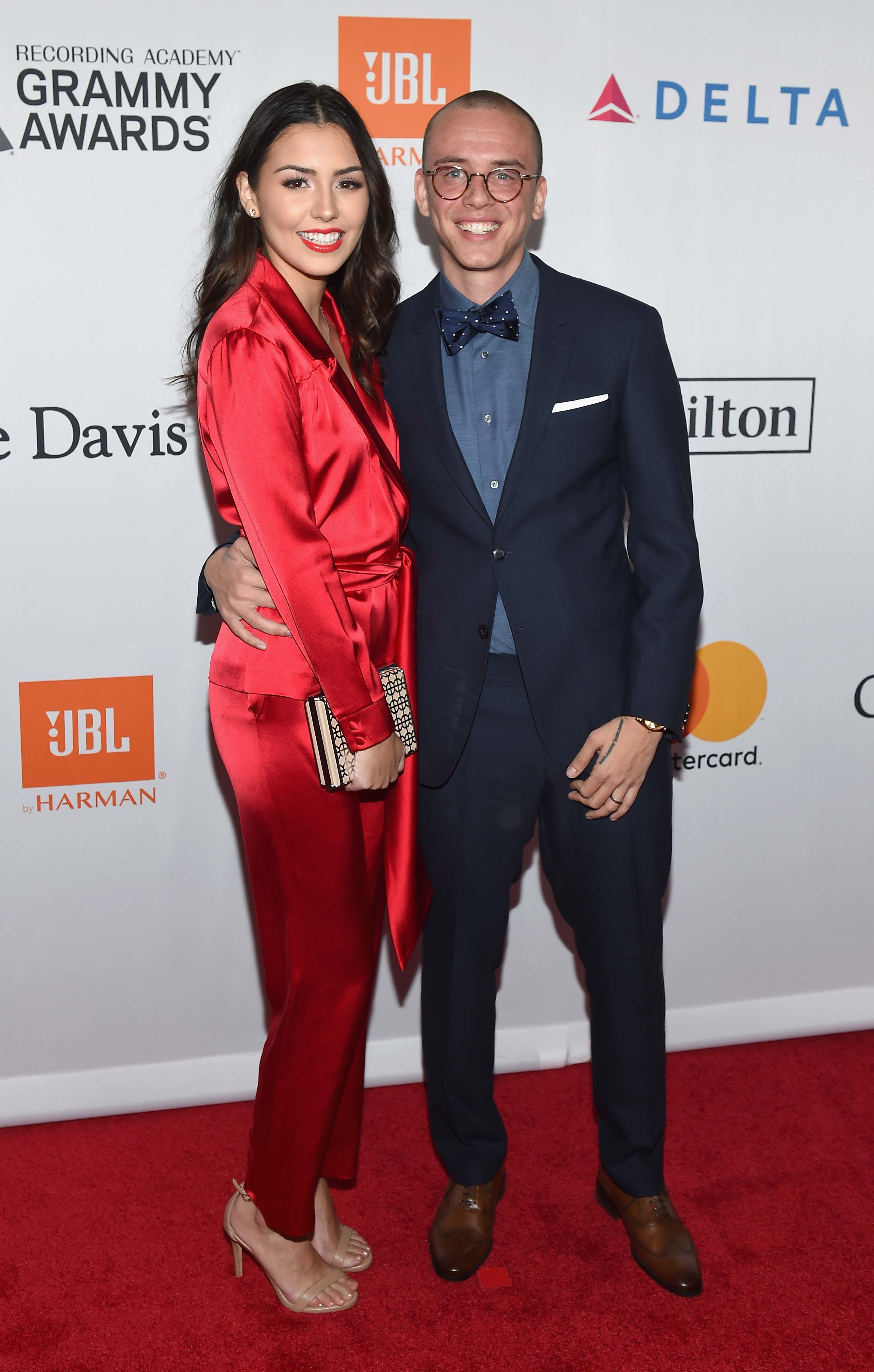 Logic Officially Files For Divorce From Wife Jessica Andrea Entertainment Tonight