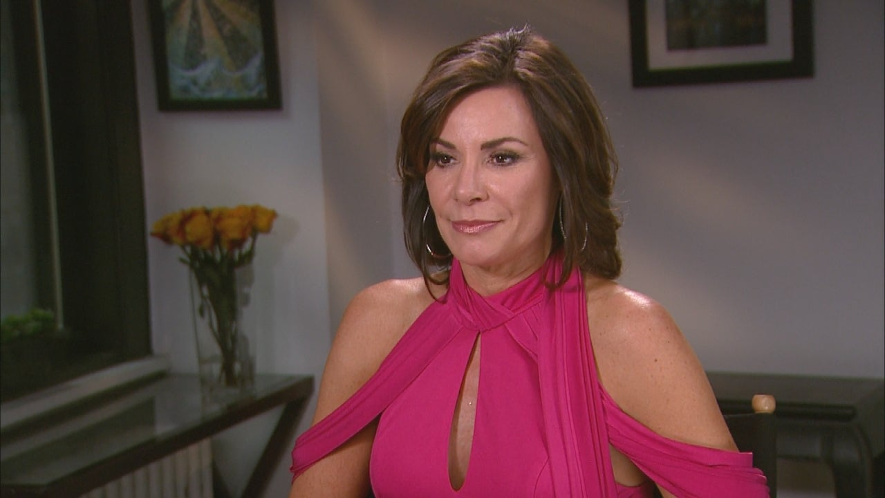 luann de lesseps responds to blackface allegations ahead of rhony season 10 premiere exclusive entertainment tonight