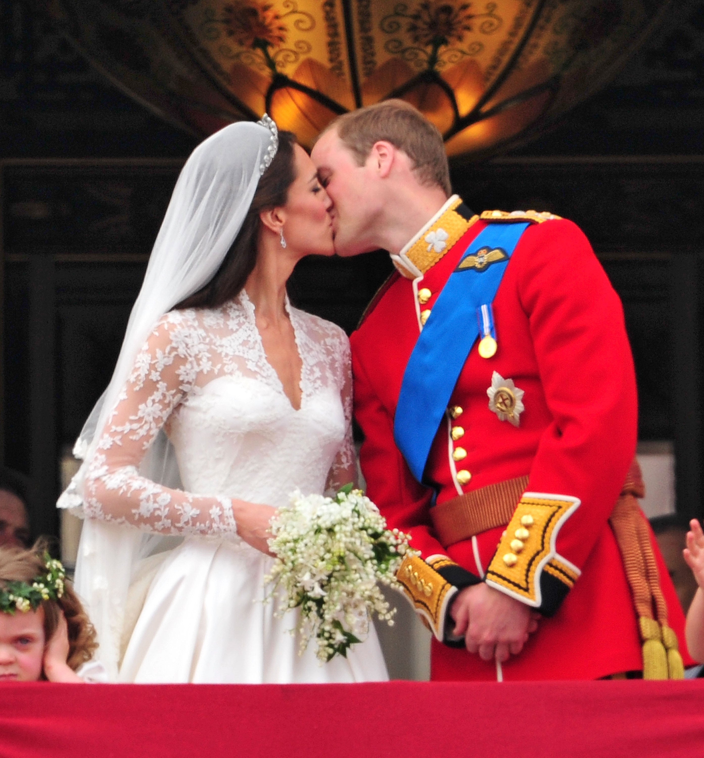 Prince William Kate Middleton Mark 7 Year Anniversary A Look Back At Their Royal Wedding Entertainment Tonight