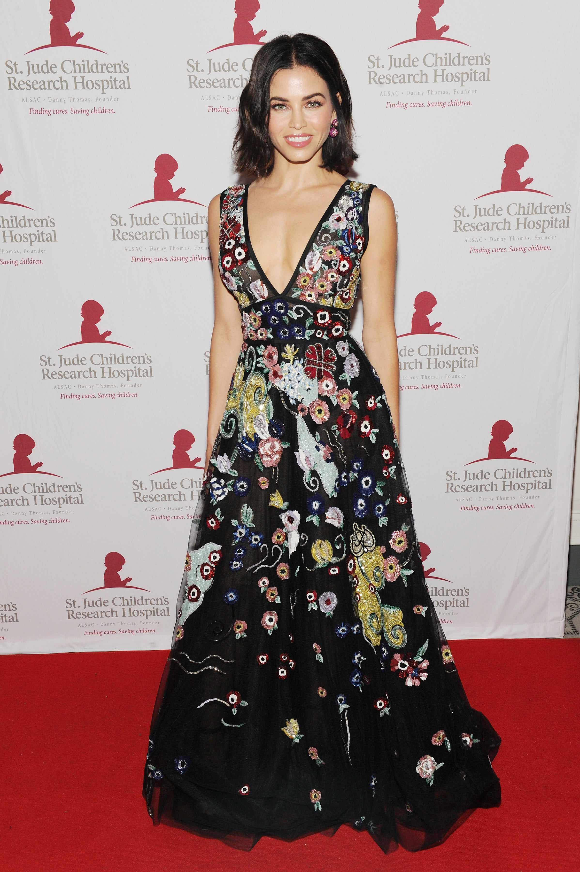 St Jude Heritage >> Jenna Dewan Honored At St Jude S Gala In First Public Appearance