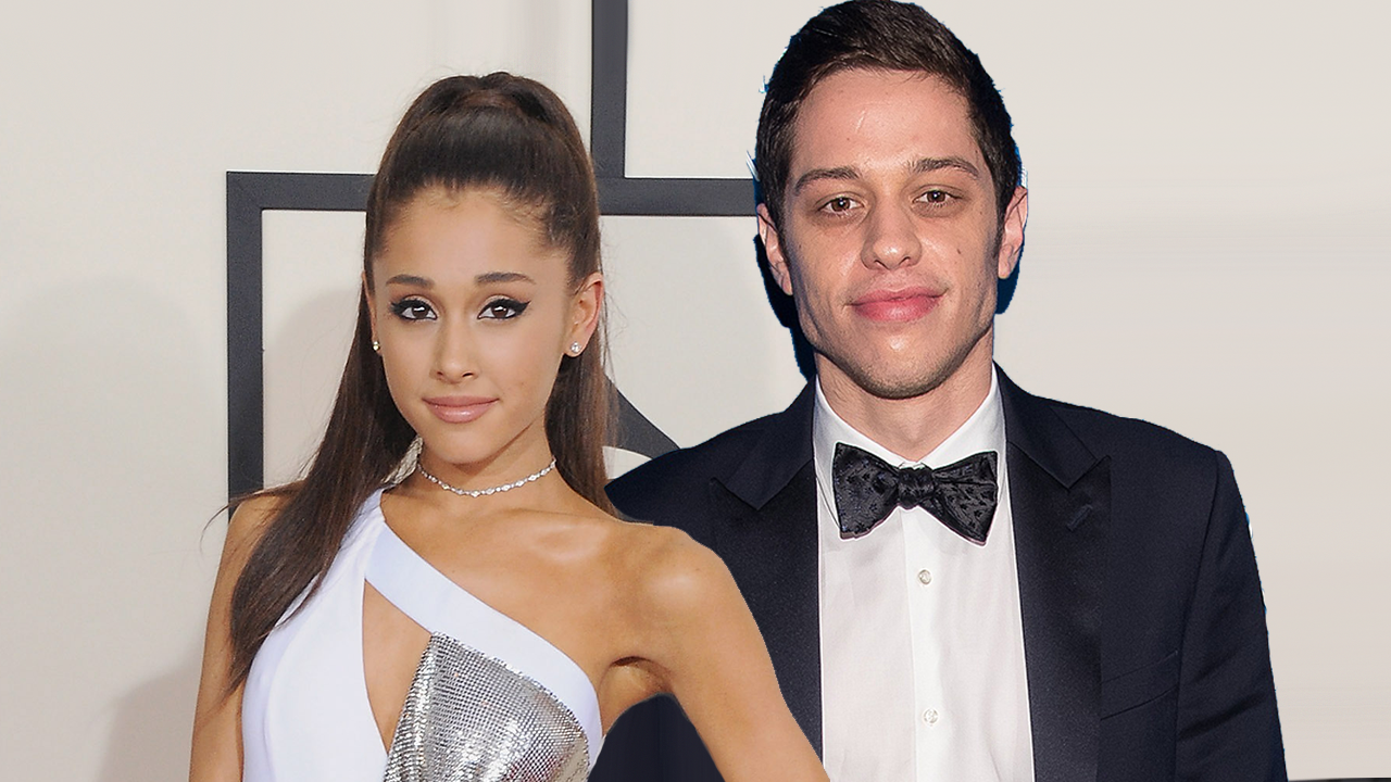 is ariana grande dating the weekend