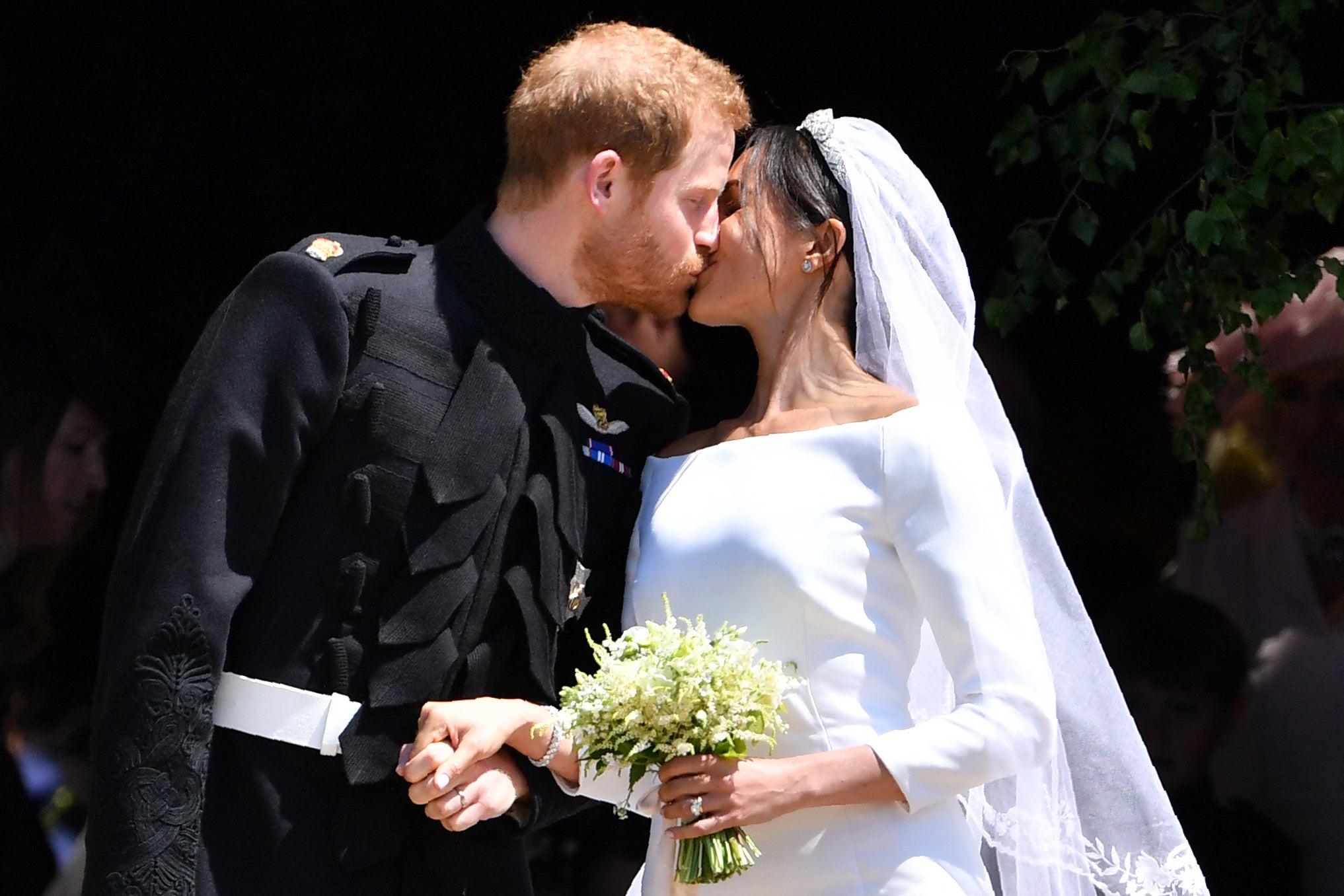 ece176238de Royal Wedding Recap  Meghan Markle and Prince Harry s Big Day Broken Down  Minute-by-Minute