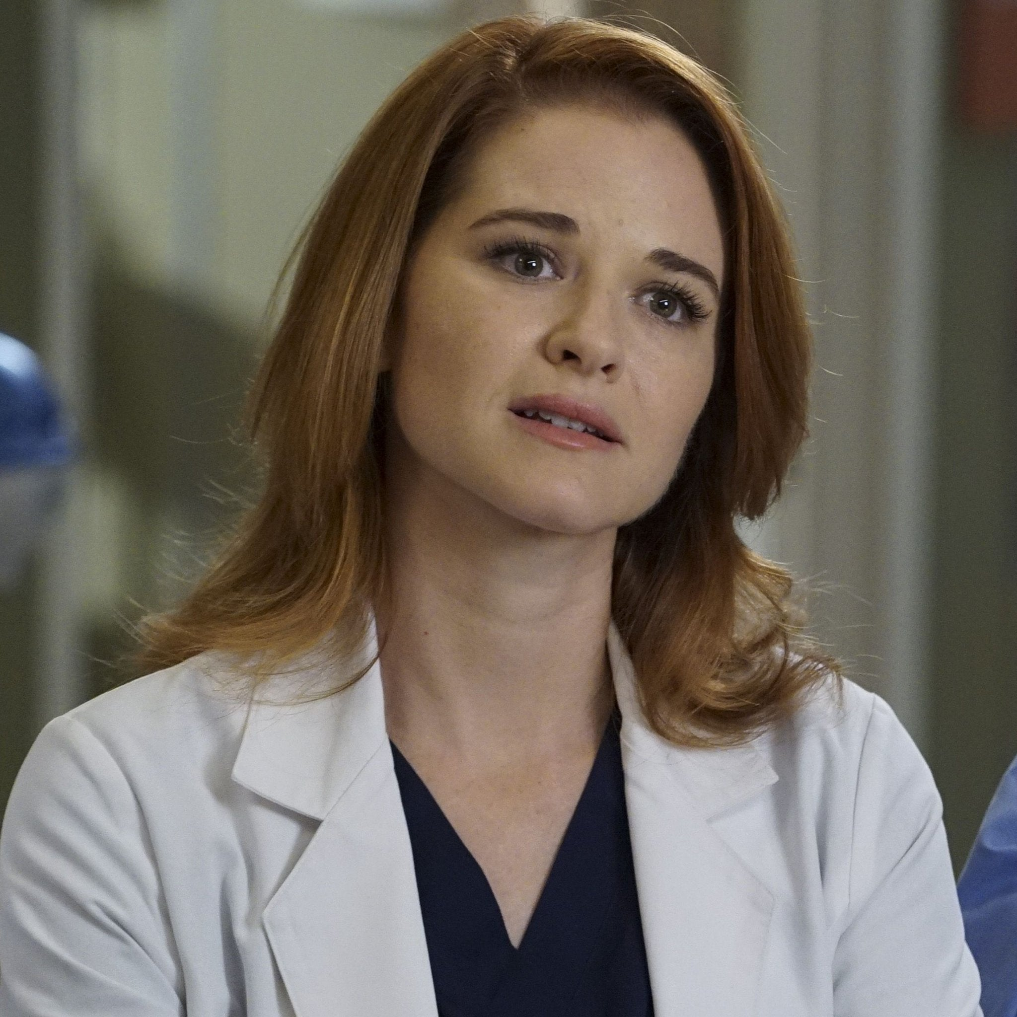 Sarah Drew Shares Emotional Behind-the-Scenes Photos From \'Grey\'s ...