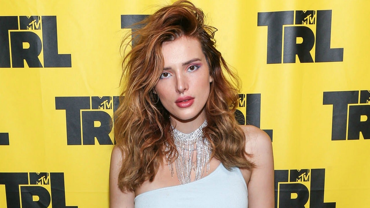 Bella Thorne Claims Disney Threatened to Fire Her for Wearing a Sexy Bikini at14