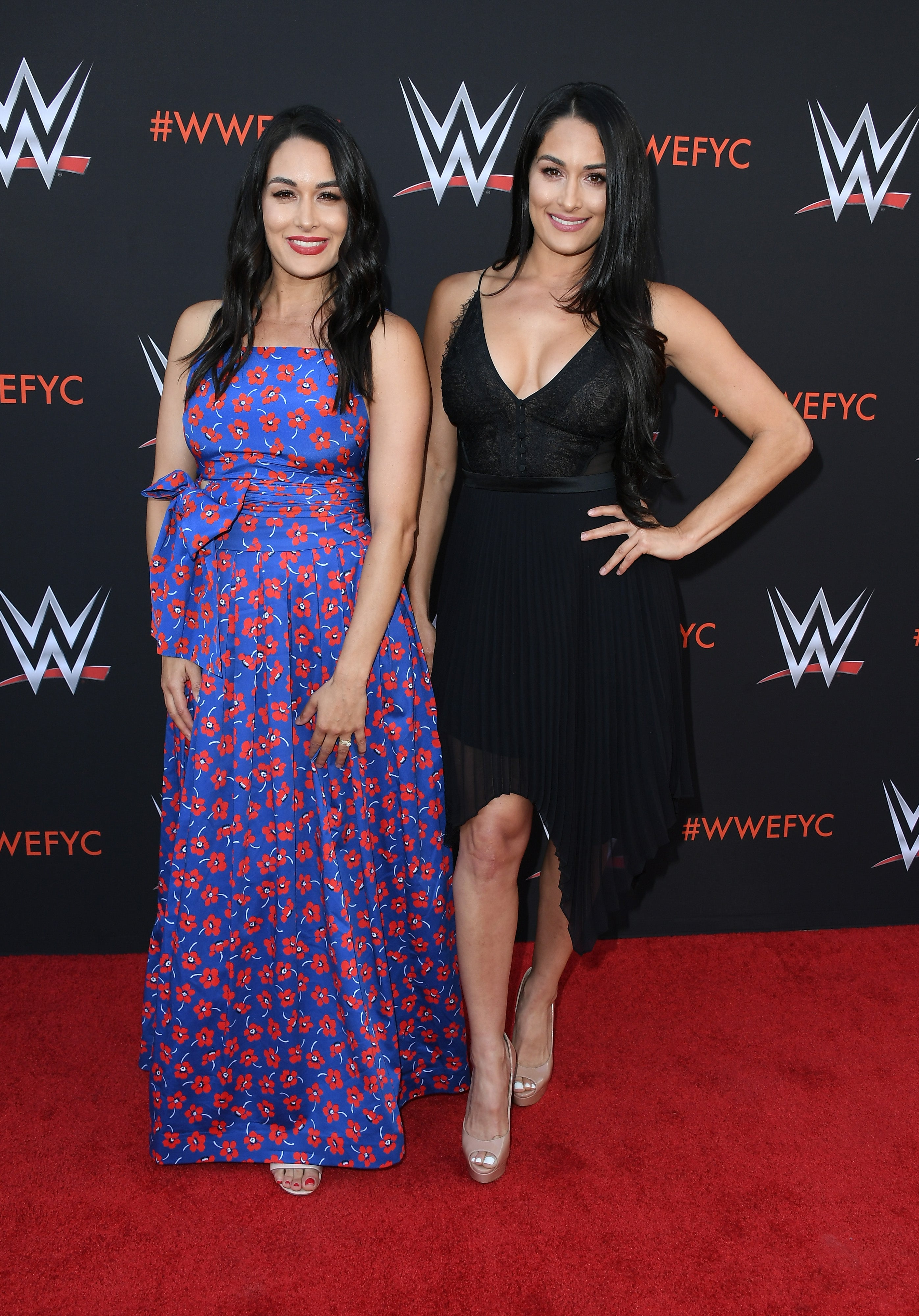 Nikki Bella And John Cena Just Needed Time Says Sister Brie Exclusive Entertainment Tonight