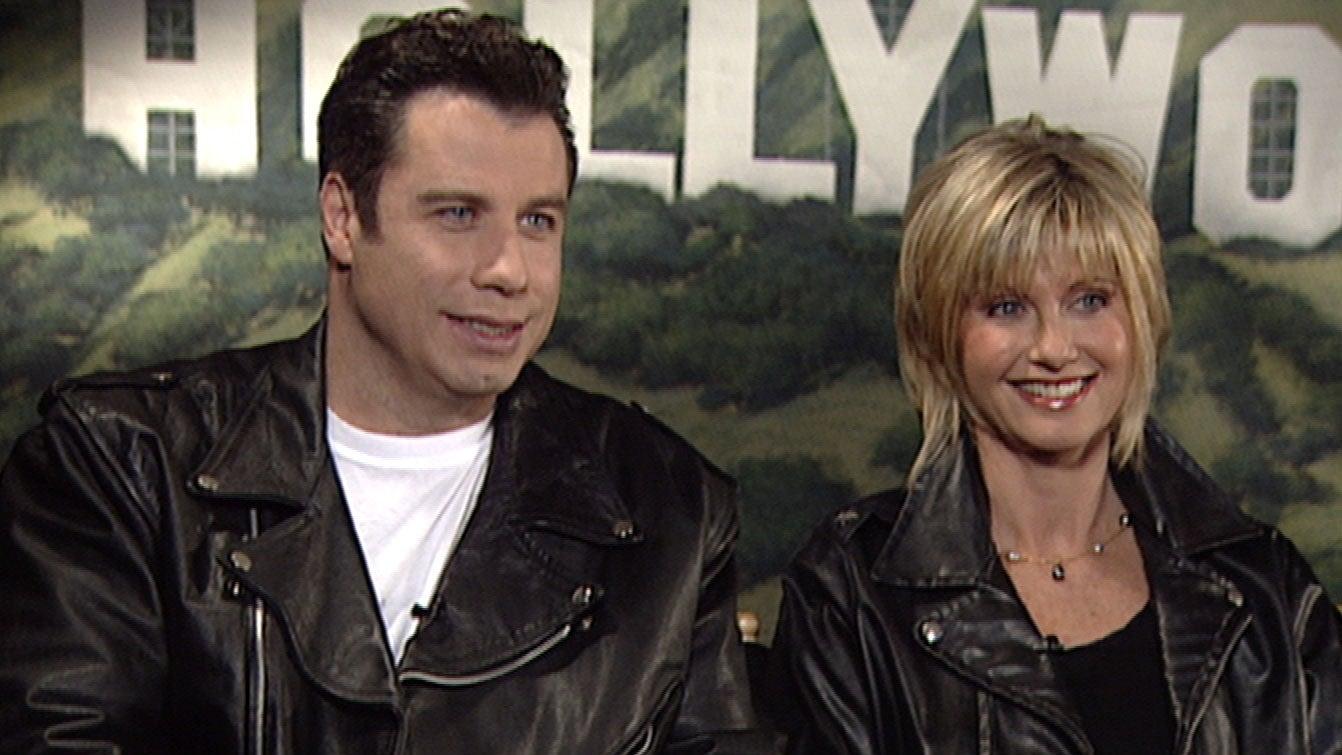 'Grease' Turns 40! John Travolta and Olivia Newton-John Reflect on Classic  Film's Legacy (Exclusive)