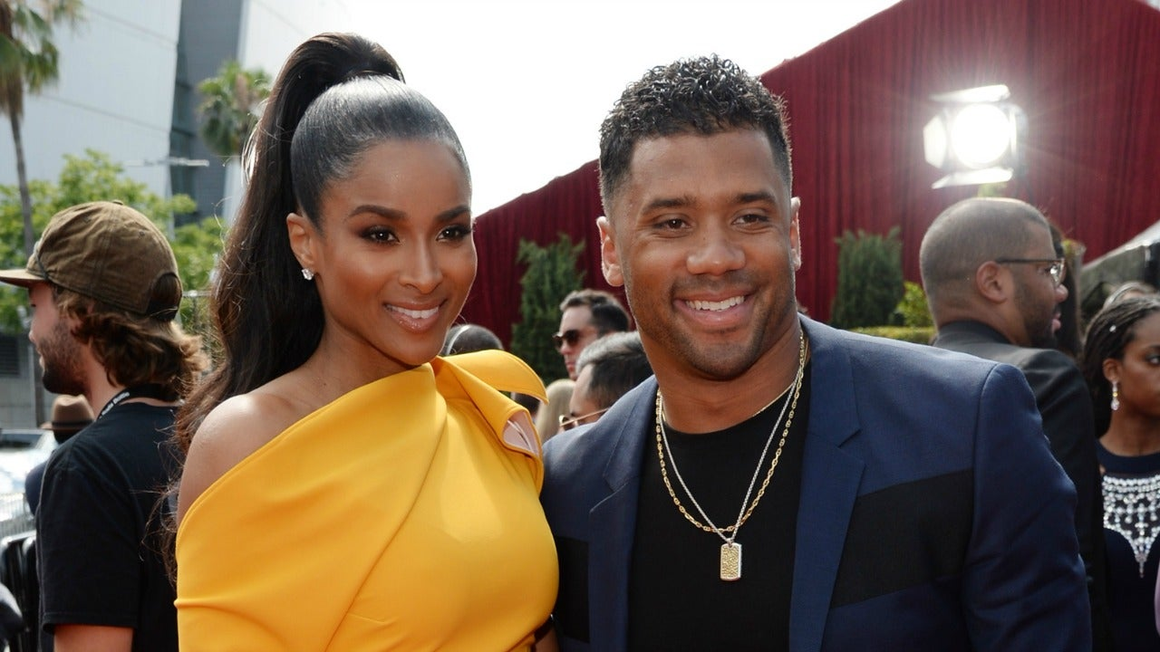 8c5157558a08 Ciara and Russell Wilson Say 1-Year-Old Daughter Sienna Has Already Got  Some Dance Skills (Exclusive)