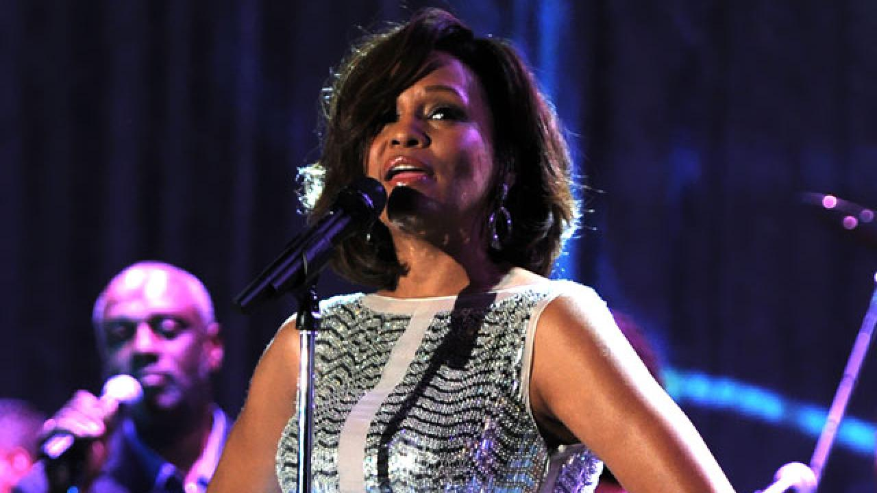 Whitney Houston Song Released 7 Years After Her Death