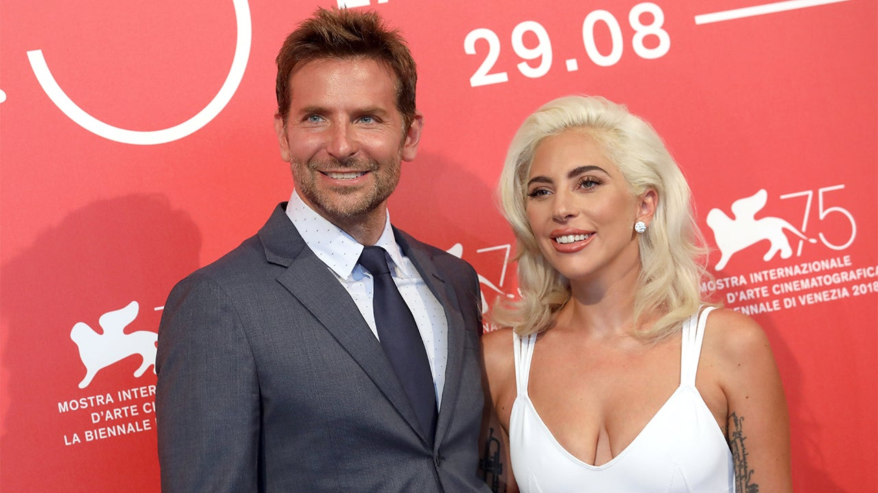 How Bradley Cooper Convinced Lady Gaga To Go Makeup Free In A Star Is Born Entertainment Tonight