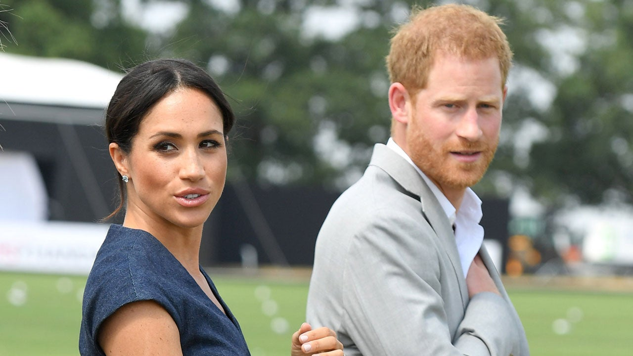 Meghan Markle and Prince Harry Considering an 'Aggressive Strategy' to Deal With Duchess' Father, Source Says