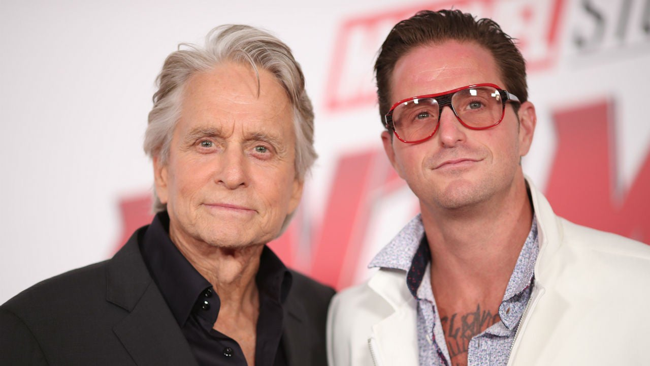 Michael Douglas Didn't Think His Son Cameron Would 'Make It' During Height of His Addiction