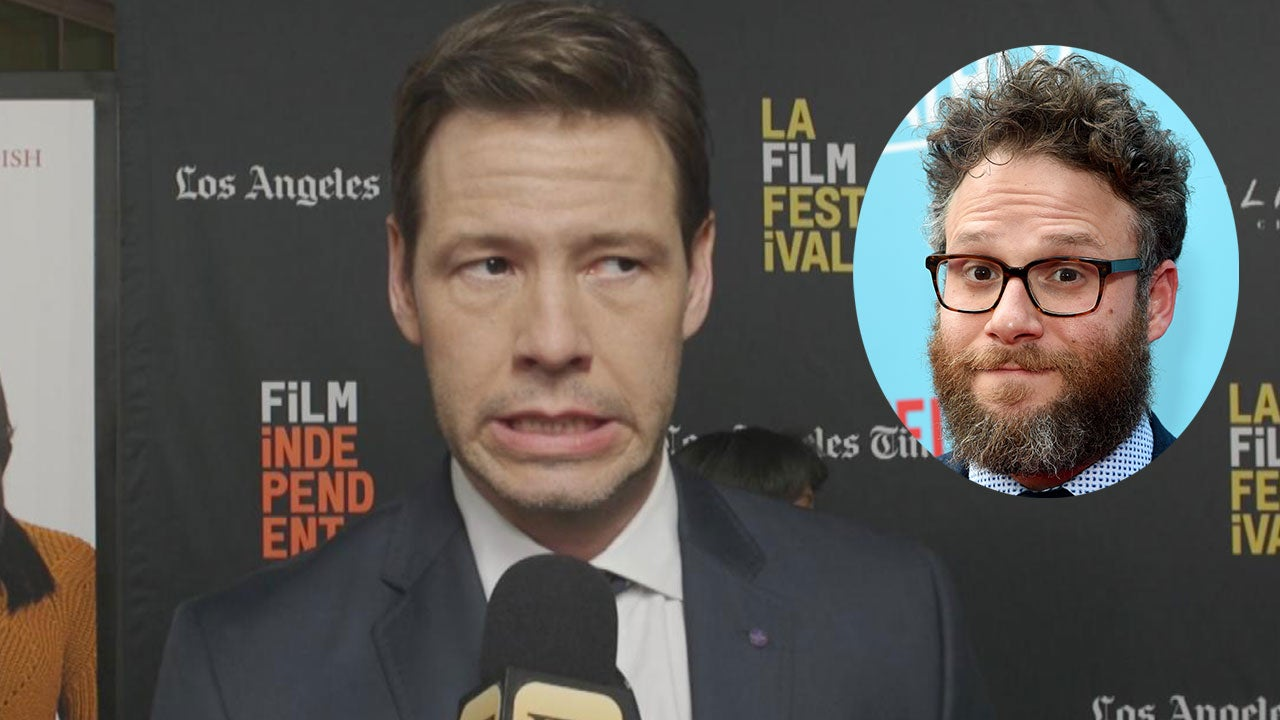 Why Ike Barinholtz Is Making A Pot Related Oath To Seth Rogen