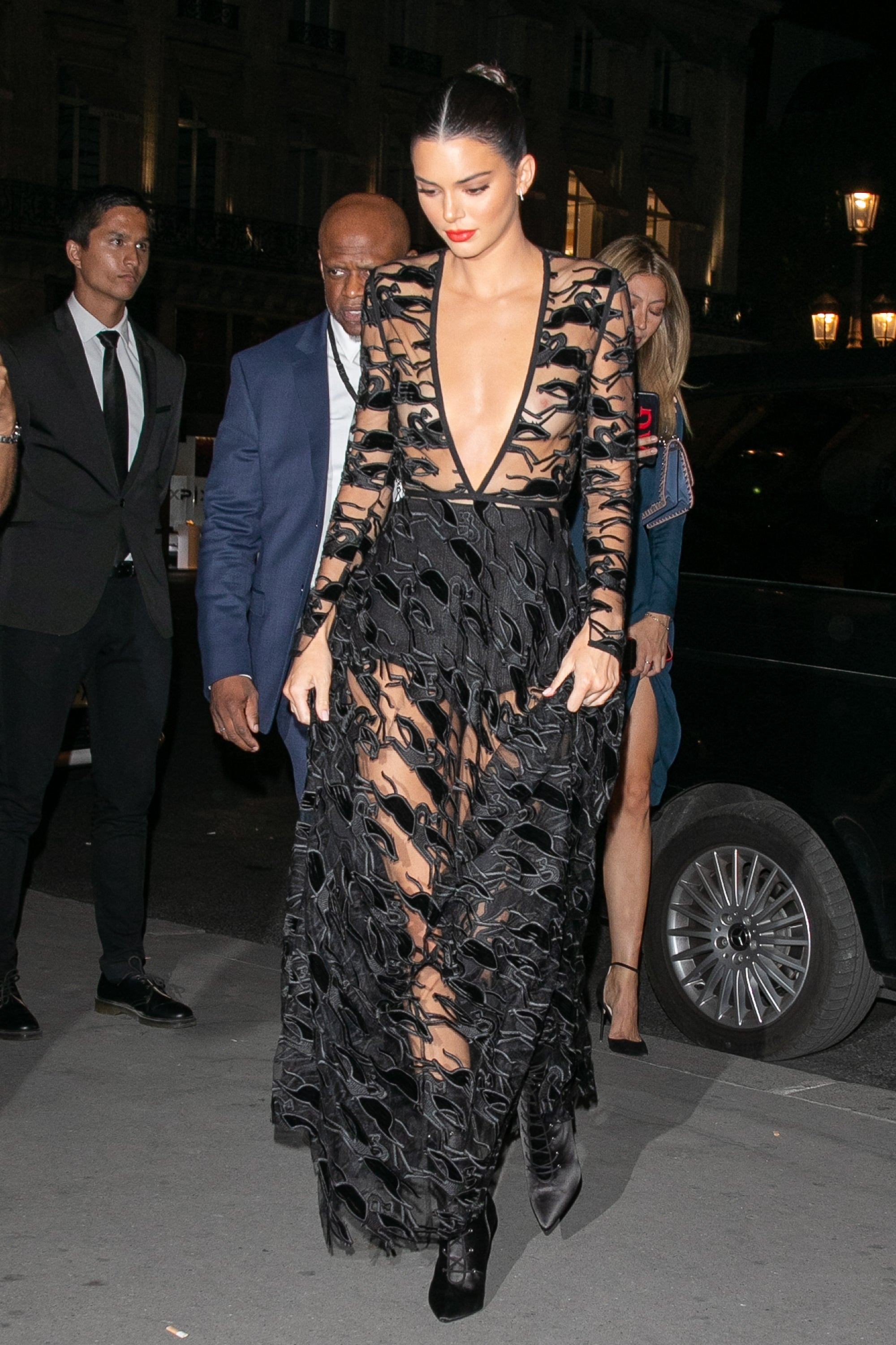 images Kendall jenner see through 6