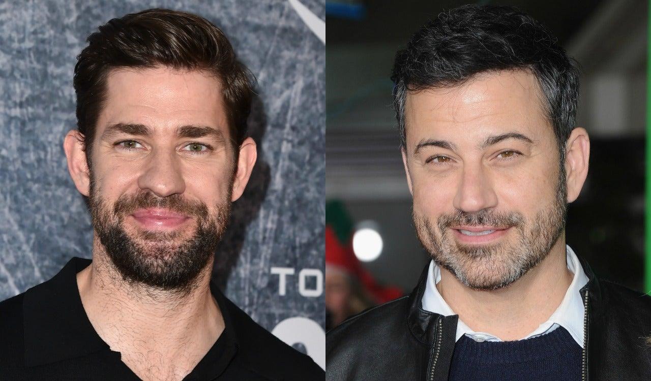 John Krasinski and Jimmy Kimmel Break Down Their Most Outrageous ...