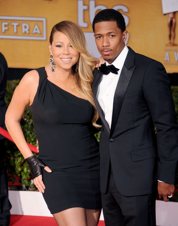 Mariah Carey Husband Nick Cannon Age - Mariah Carey Net Worth