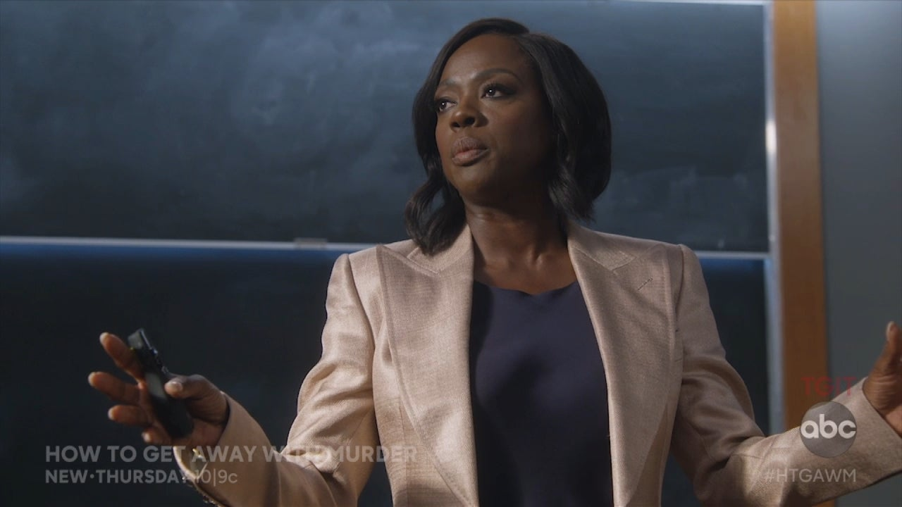 'HTGAWM' Sneak Peek: Annalise Offers an Enticing Proposal to Her Students  (Exclusive)