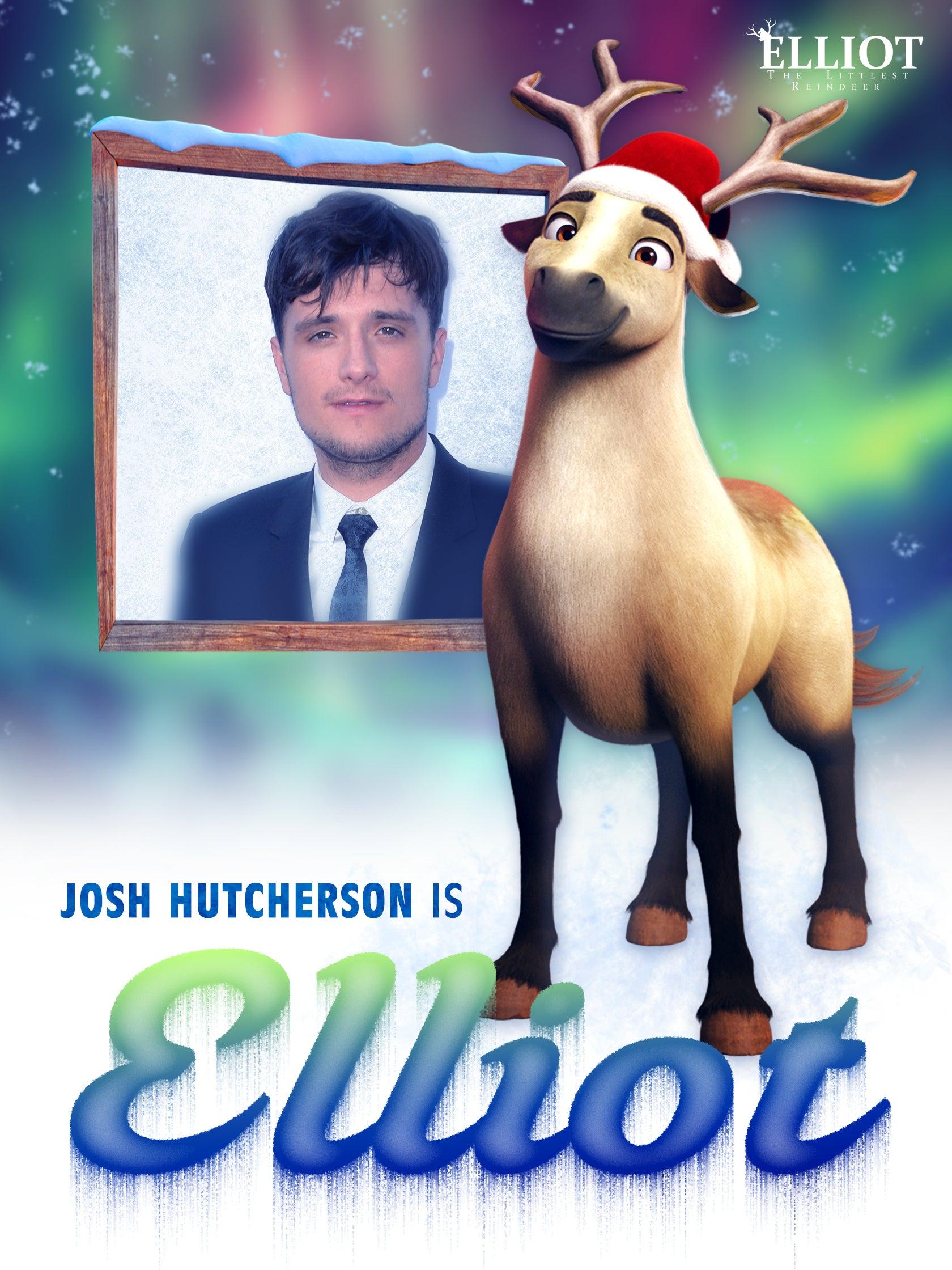 Josh Hutcherson and Sa...