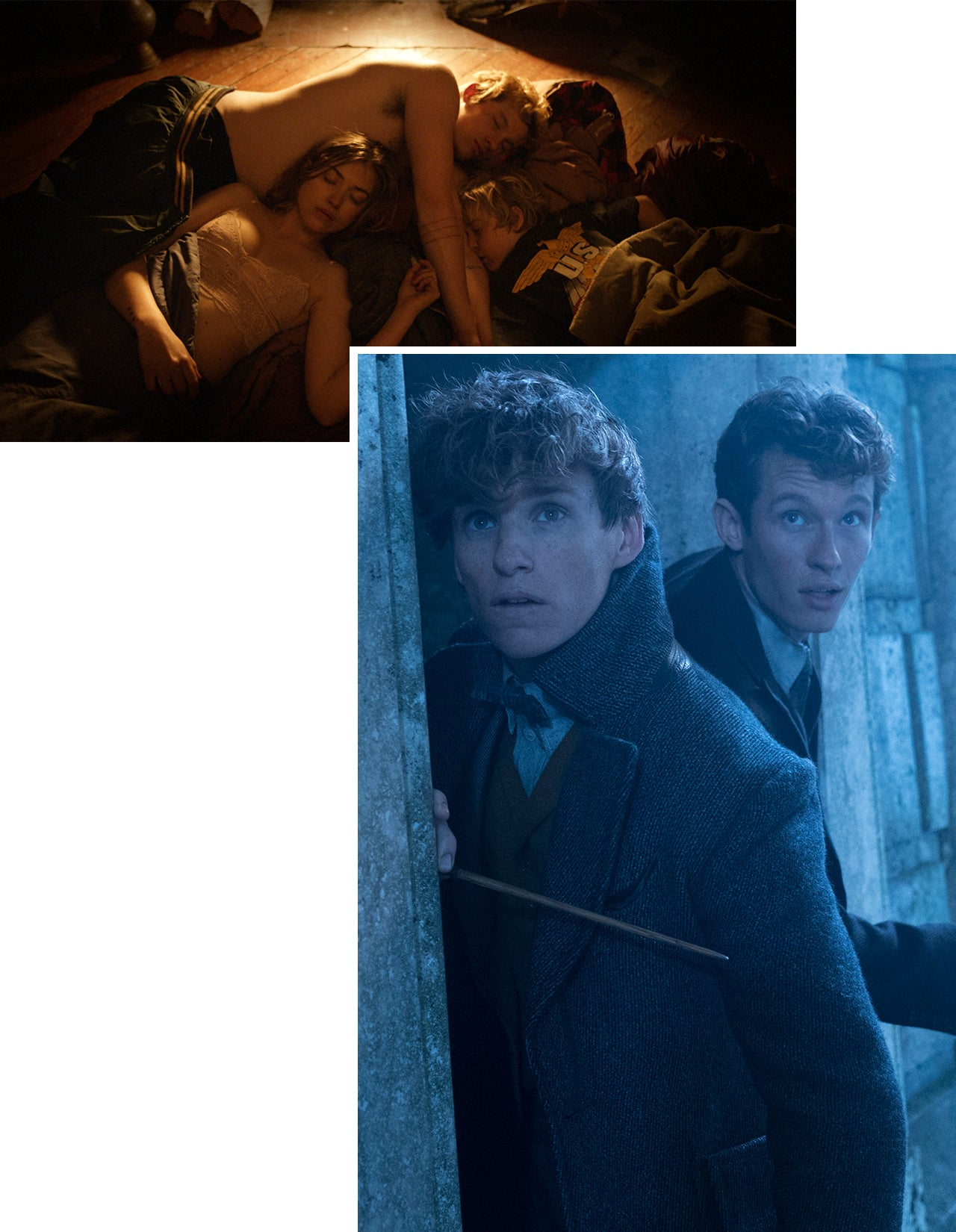 Callum Turner on 'Fantastic Beasts' and Slowly Going Mad for