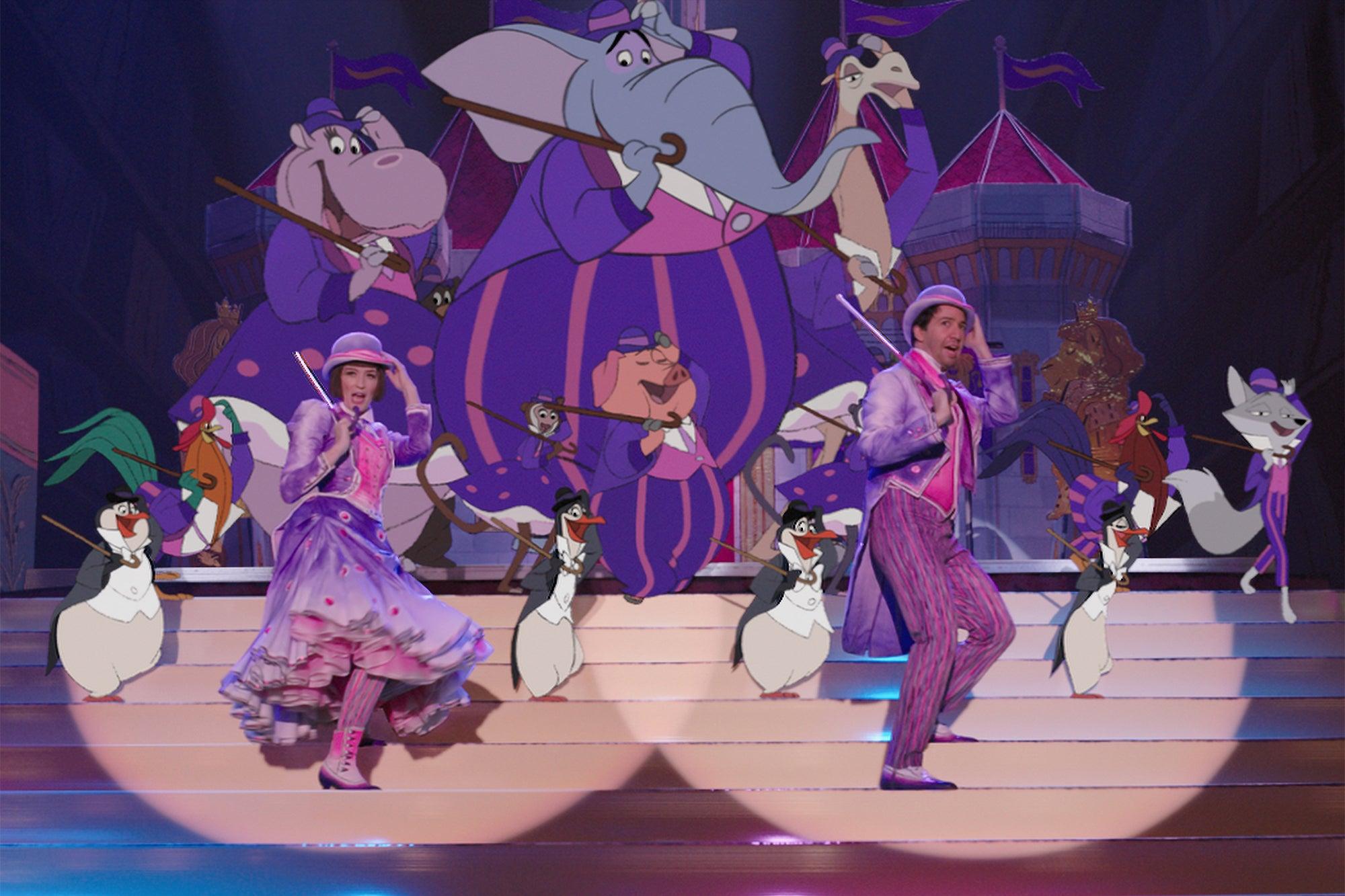 Risultati immagini per mary poppins returns
