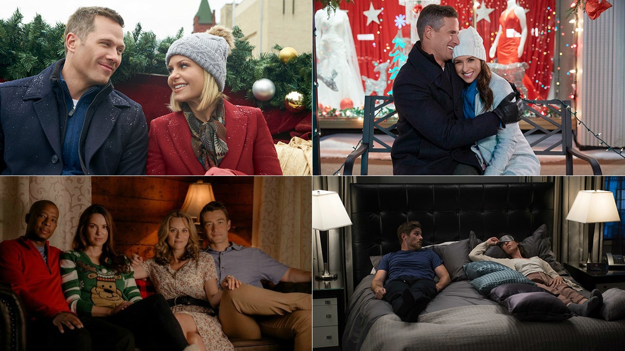 the top 24 holiday tv movies to watch in 2018 entertainment tonight - Steve Martin Christmas Movie