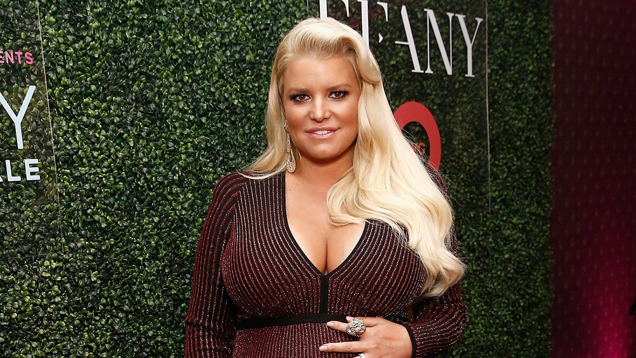 Jessica Simpson Reveals Health Issues During Difficult Third Pregnancy Entertainment Tonight