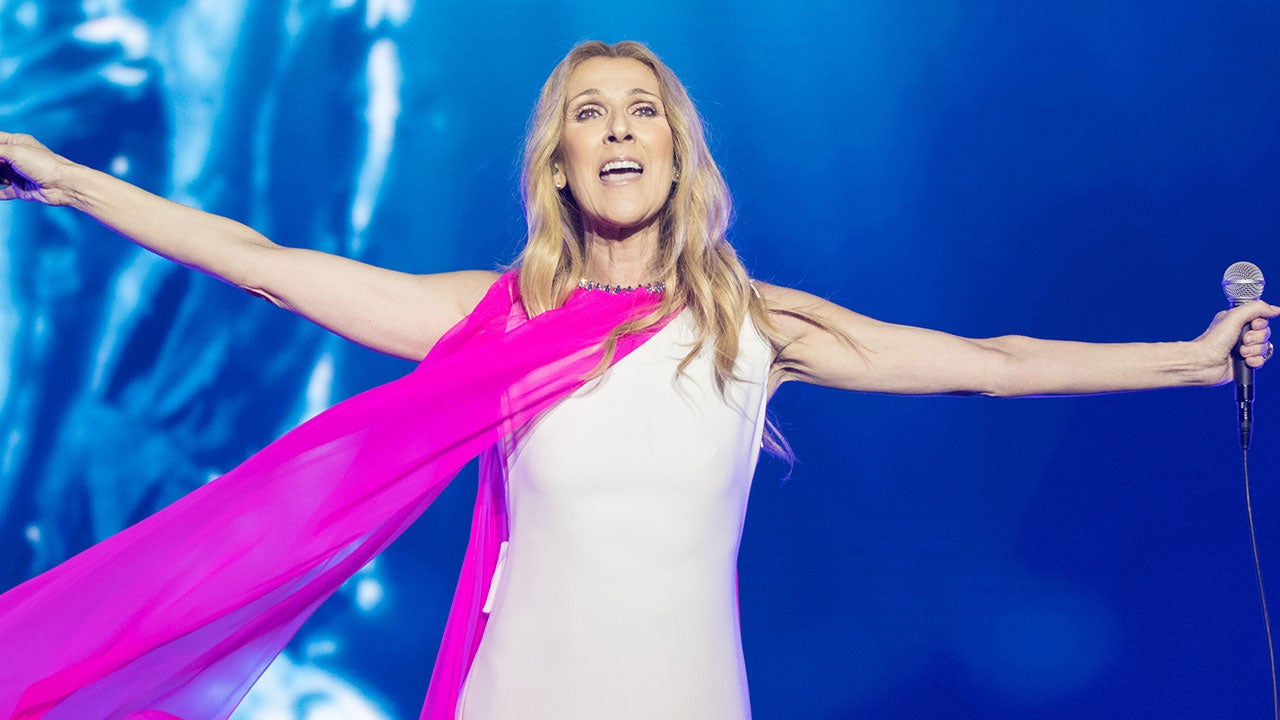 Celine Dion Rocks Out at Lady Gaga's Las Vegas Residency Show -- Watch!