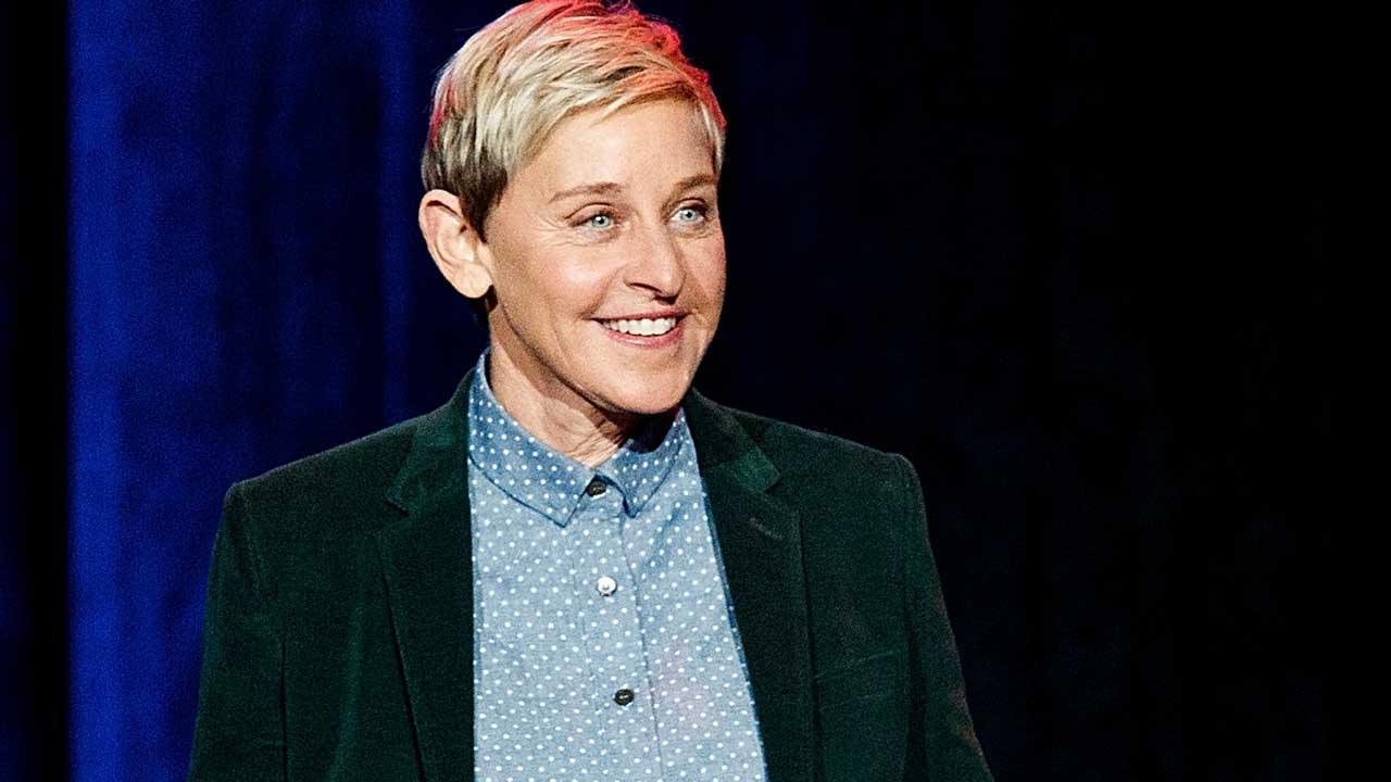 Ellen DeGeneres Nude Photos 4