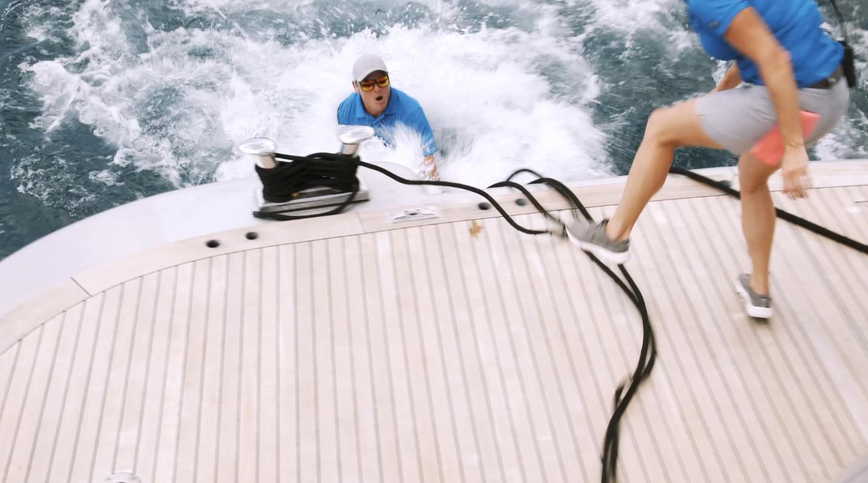 Below Deck': Watch the Terrifying Moment Ashton Went