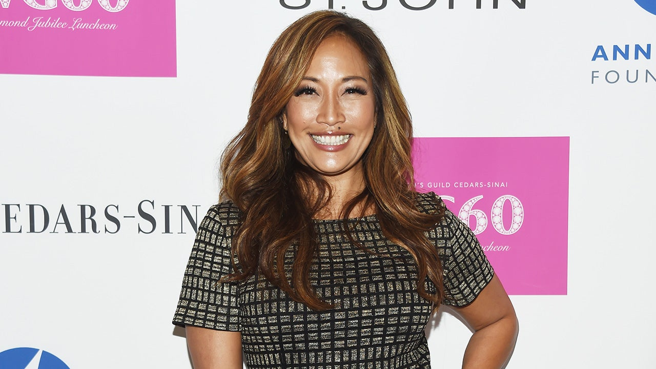 Carrie Ann Inaba Falls Out of Her Chair on 'DWTS': Kate Flannery, Pasha Pashkov and More React (Exclusive)