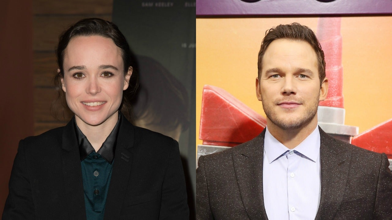Chris Pratt Responds to Ellen Page's Claim He Attends Anti-LGBTQ Church