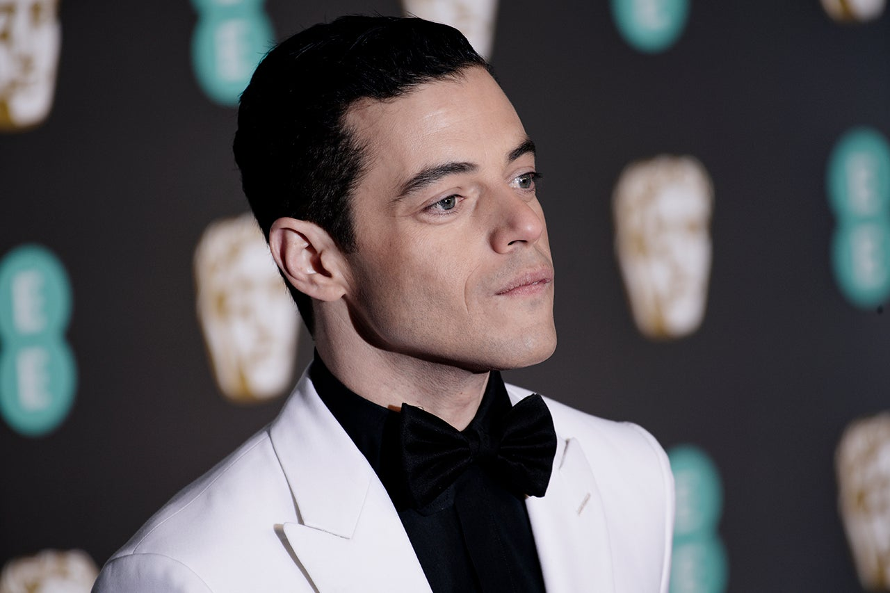 Rami Malek: From 'Gilmore Girls' to the Oscars' Best Actor Frontrunner |  Entertainment Tonight