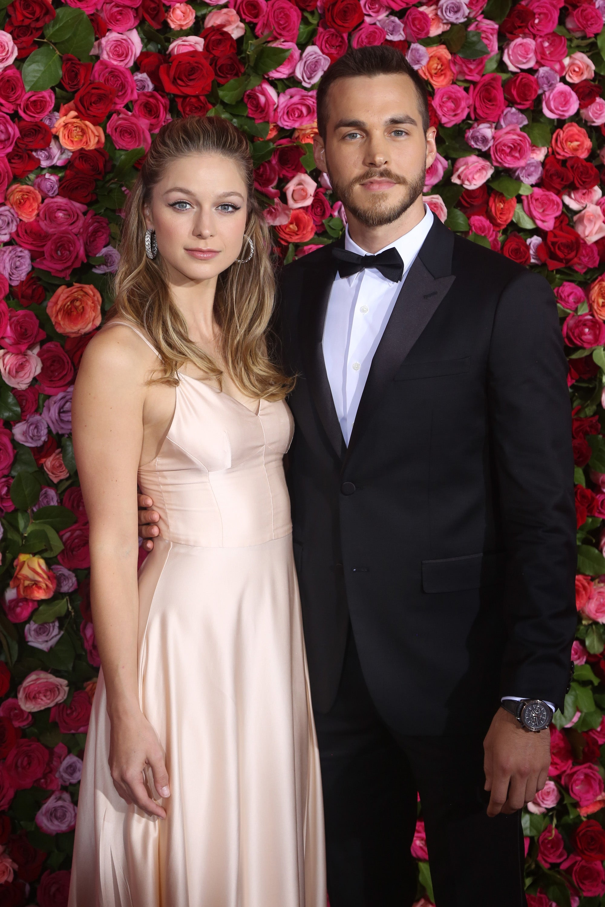 'Supergirl' Co-Stars Melissa Benoist and Chris Wood Tie the Knot