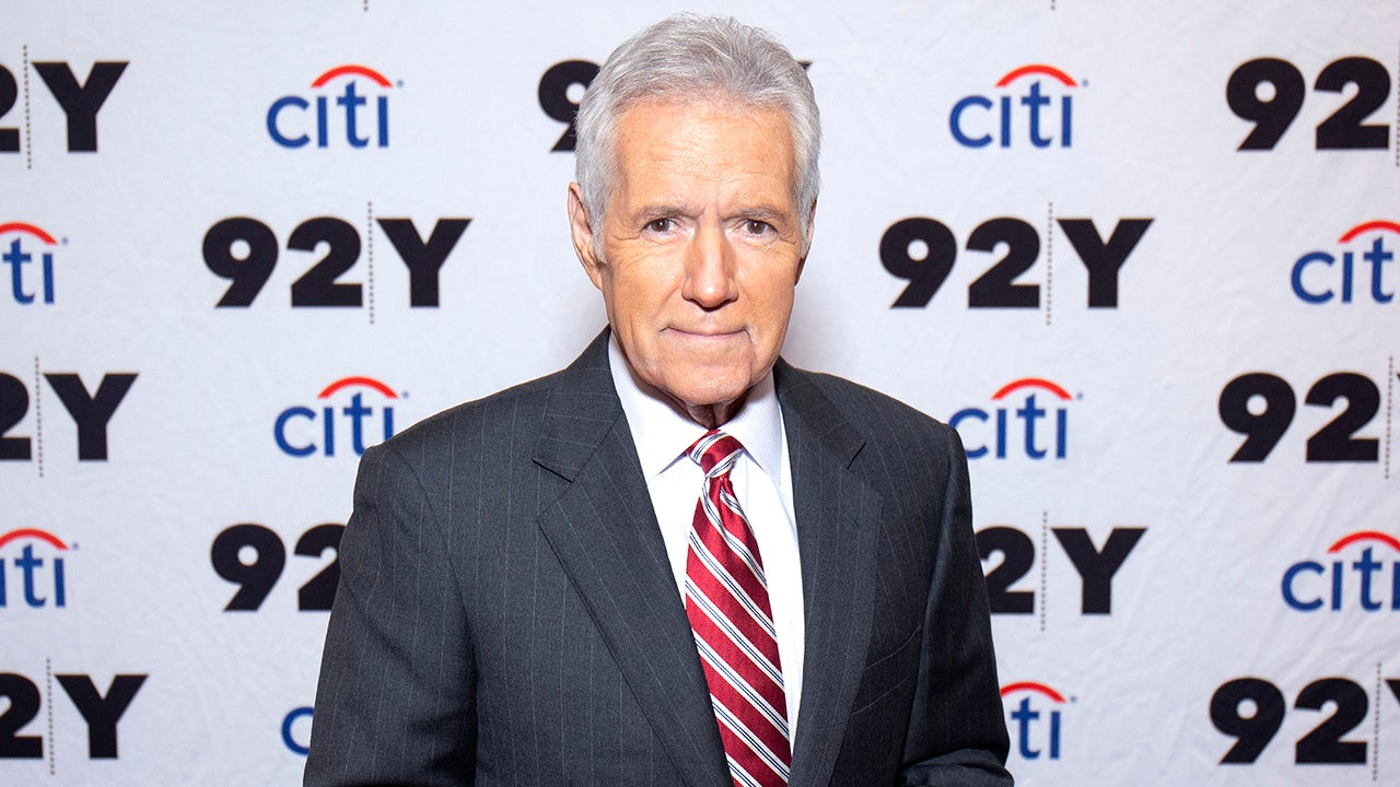 Alex Trebek on Continuing to Host 'Jeopardy!': 'Walking Out Is More of an Effort Than It Used to Be'