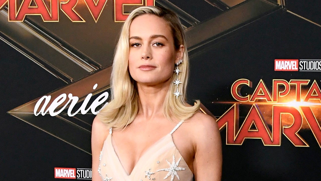 Brie Larson Opens Up About Finding Her 'Person' in 'Captain Marvel' Co-Star Samuel L. Jackson (Exclusive)