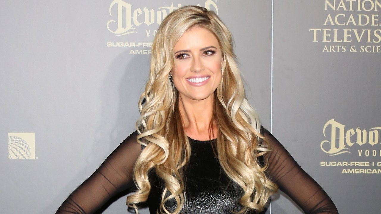 Christina Anstead in october 2017