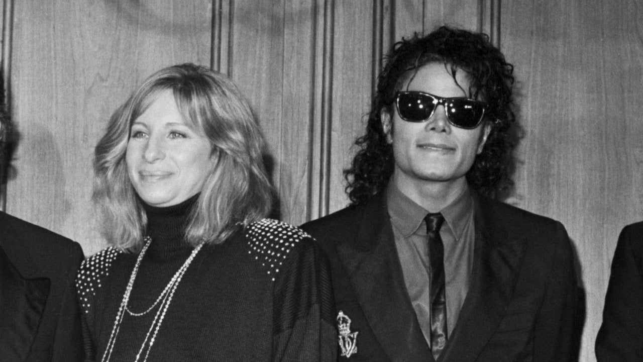 Barbra Streisand Responds To Backlash After Shocking Comments About Michael Jackson S Alleged Victims Entertainment Tonight