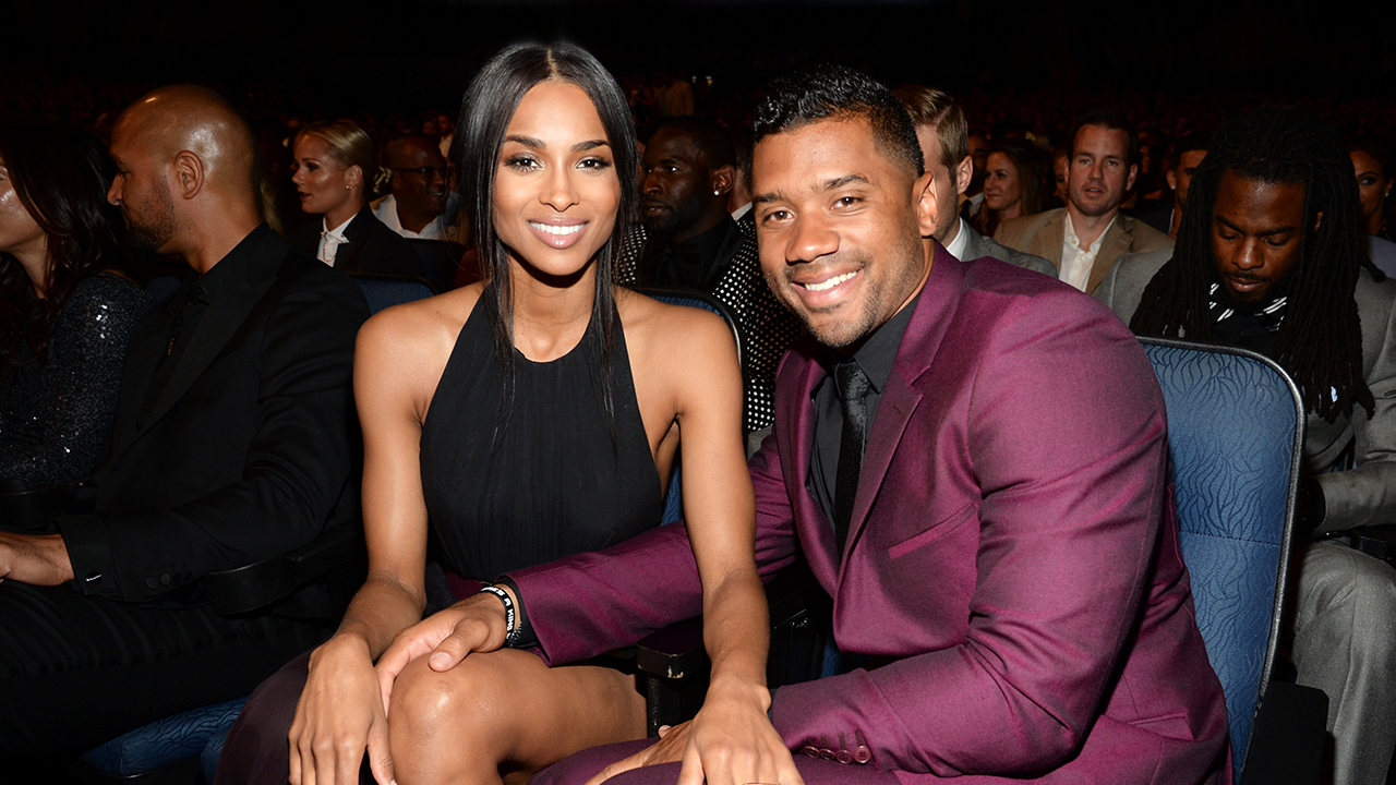 Ciara Promises More Kids With Russell Wilson While Celebrating Third Wedding Anniversary Entertainment Tonight