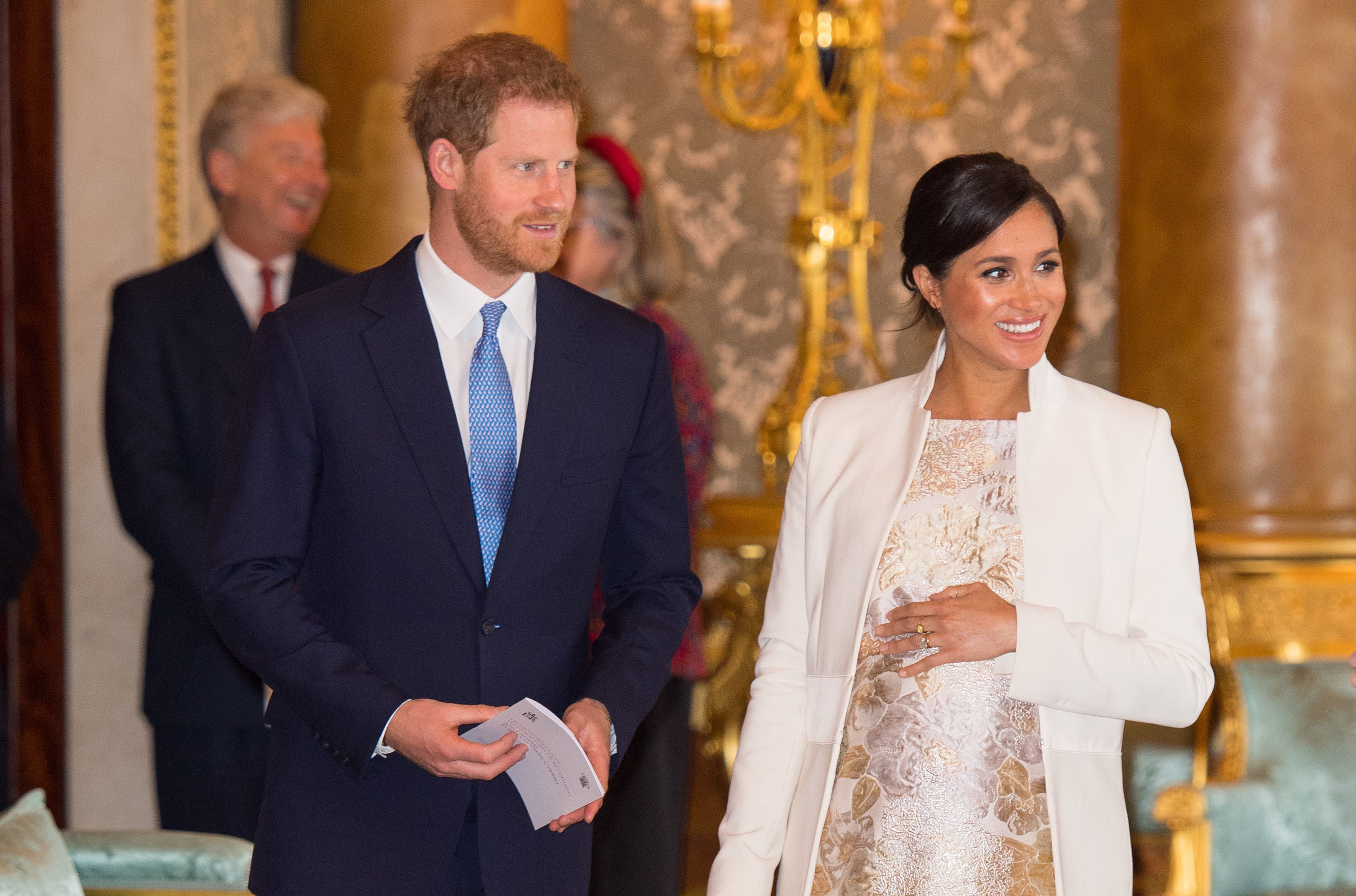 Prince Harry and Meghan Markle Due to Move to Frogmore in