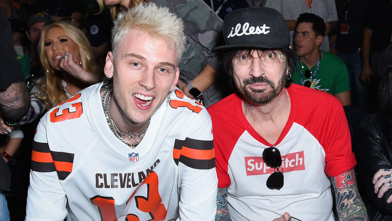 Machine Gun Kelly Details His Spot On Portrayal Of Tommy Lee In