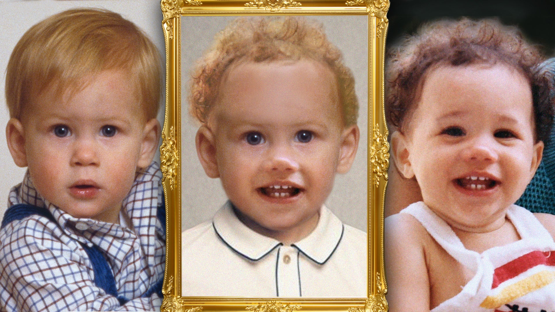 Sound the royal trumpets here is your first very very very unofficial look baby sussex