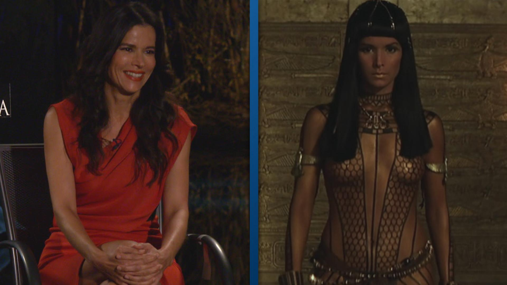 Patricia Velasquez Says She Gets Recognized Daily for 'The Mummy' Role, 20  Years Later