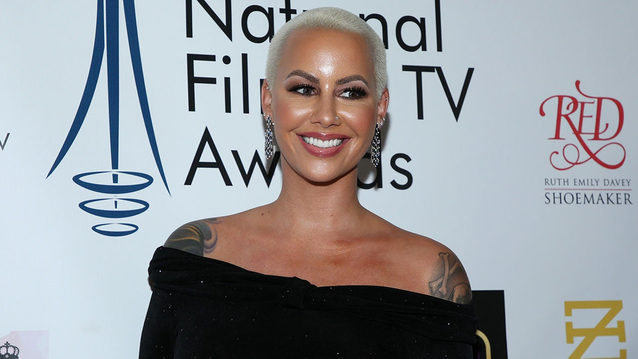 Amber Rose Announces She's Canceling Her Annual SlutWalk to Protect Her 'Energy and Peace' During Pregnancy