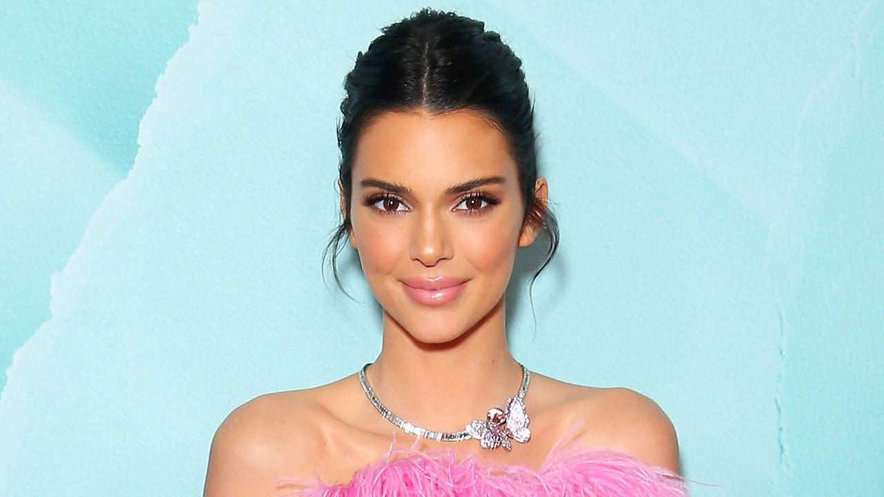 Kendall Jenner's Precious Snuggle With Nephew Reign Is the Sweetest Thing Ever