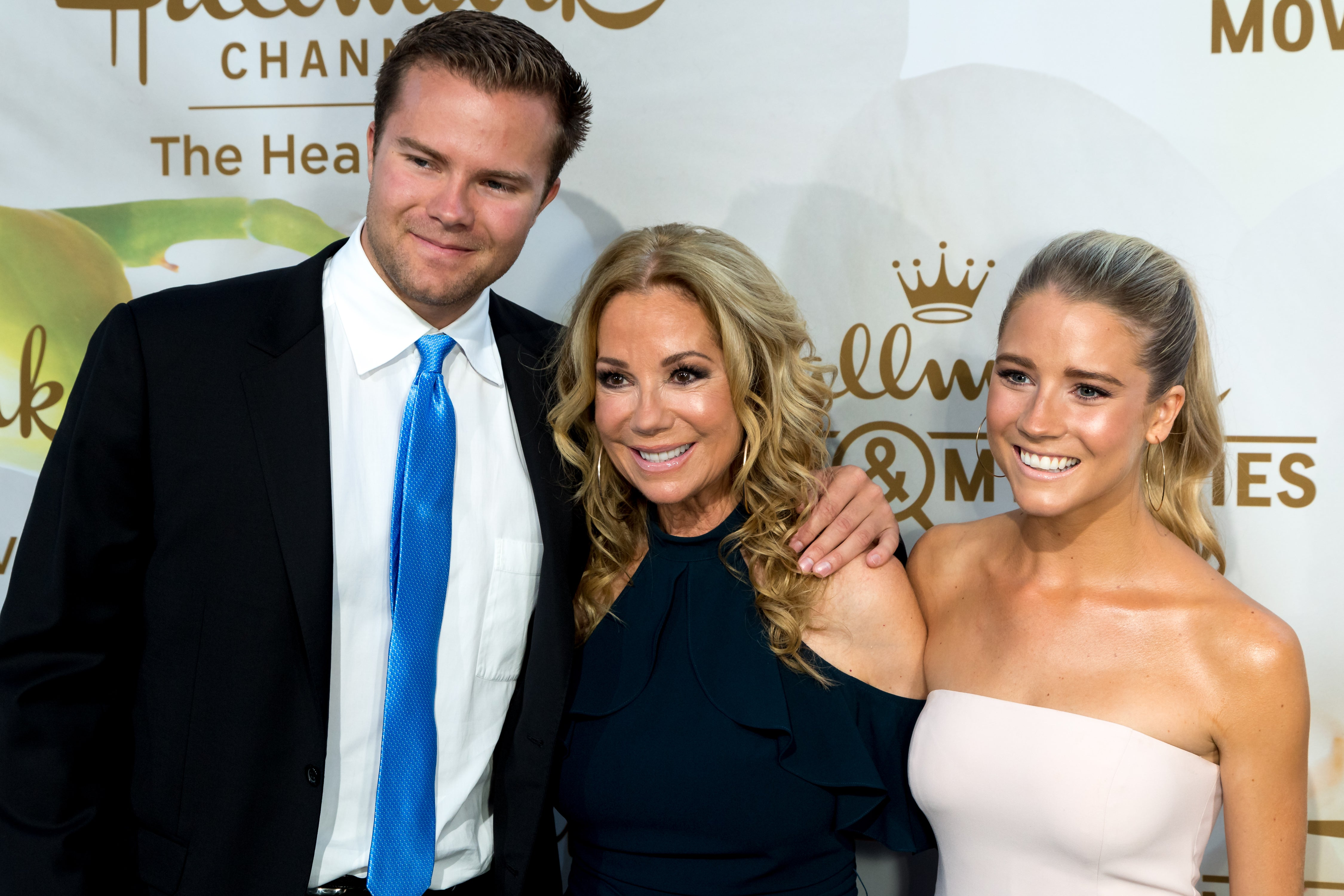 Kathie Lee Gifford Sobs As Her Kids Honor Her During Today Show