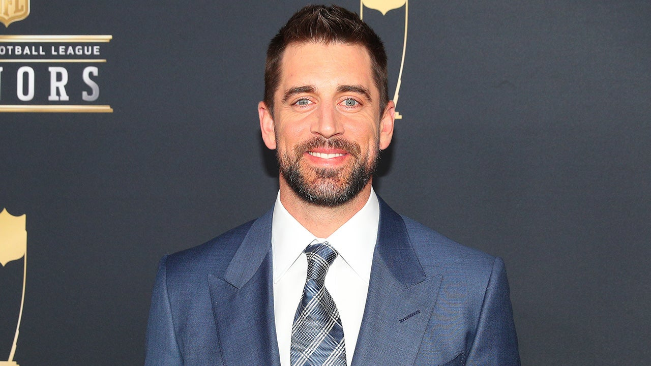 Aaron Rodgers Questions His Christian Upbringing That Led Him to a 'Different Type of Spirituality'